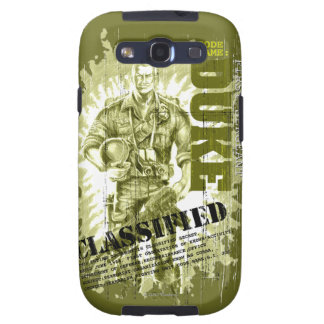 Duke Classified Samsung Galaxy SIII Cases