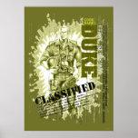 Duke Classified Poster