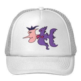 Duke Dokolele Character Trucker Hat