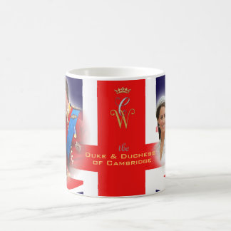 Duke & Duchess of Cambridge Mug