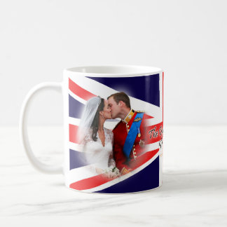 Duke & Duchess of Cambridge Royal Wedding Mug