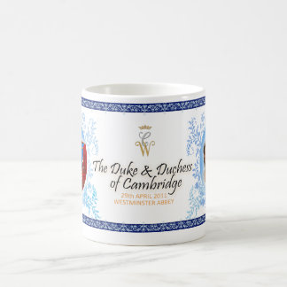Duke & Duchess of Cambridge Royal Wedding Mug