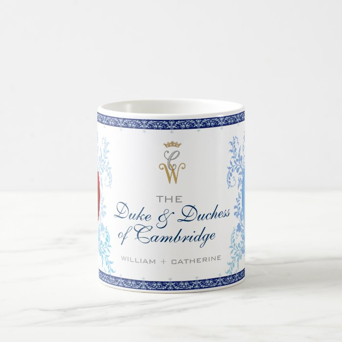 Duke & Duchess of Cambridge Wedding Mug