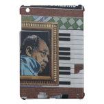 Duke Ellington, Washington DC del mural de la pare iPad Mini Carcasa