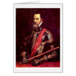 Duke Of Alba By Titian Cards