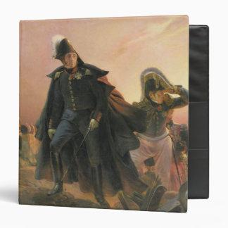 Duke of Angouleme at the capture of Trocadero Binder