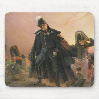 Duke of Angouleme at the capture of Trocadero Mouse Pad