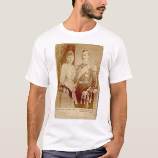 Duke of Clarence and Mary of Teck T-Shirt