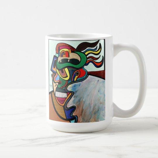 """Duke of Dane"" by Ruchell Alexander Coffee Mug"