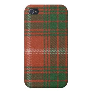 Duke Of Rothesay Ancient Tartan iPhone 4 Case
