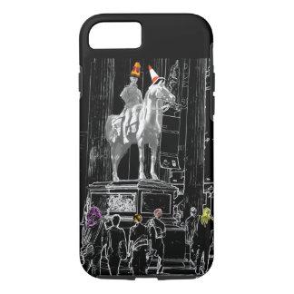 Duke of Wellington at Glasgow GOMA iPhone 7 case