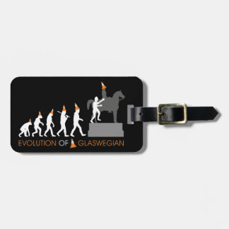 Duke of Wellington's Glasgow Traffic Cone Hat Tags For Bags