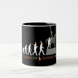 Duke of Wellington's Glasgow Traffic Cone Hat Coffee Mugs