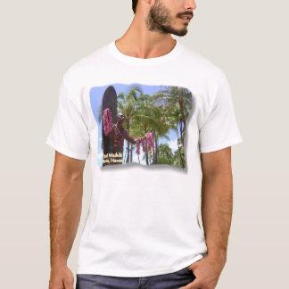 Duke Statue in Waikiki at Waikiki Beach Honolulu T-Shirt
