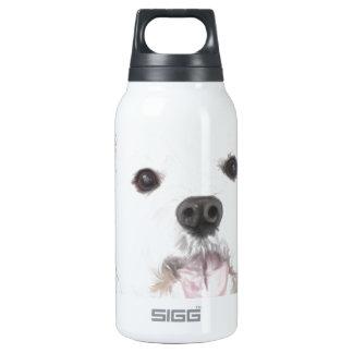 Duke the westie insulated water bottle