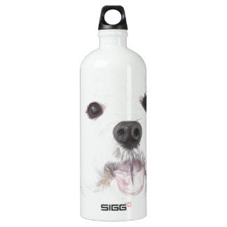 Duke the westie SIGG traveler 1.0L water bottle