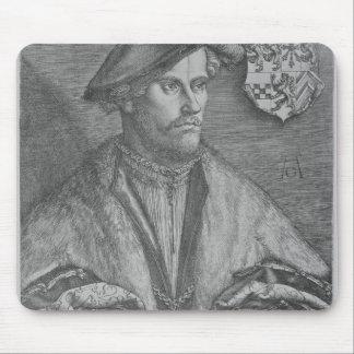 Duke Wilhelm V of Cleve, 1540 Mouse Pad