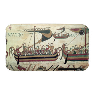 Duke William and his Fleet Cross the Channel to Pe Case-Mate iPhone 3 Cases