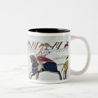 Duke William asks Vital Two-Tone Coffee Mug