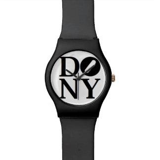 Dukes of New York logo watch