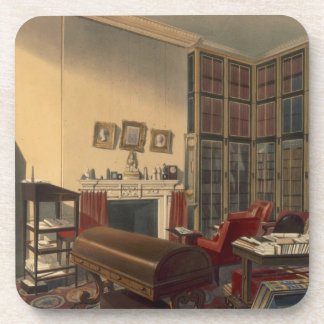 Duke's Own Room, Apsley House, by T. Boys (colour Beverage Coaster