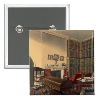 Duke's Own Room, Apsley House, by T. Boys (colour Pin