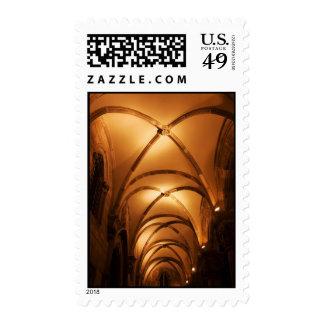 Duke's Palace Illuminated Ribbed Vault Postage