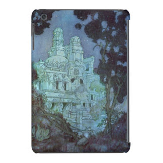Dulac illustration Arabian palace by moonlight iPad Mini Covers