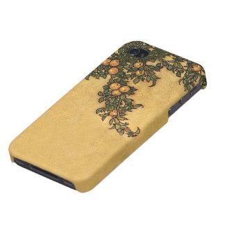 Dulac Paradise Oranges iPhone 4/4S Case