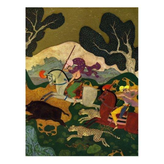 Dulac's Kingdom of the Pearl 1920 Postcard