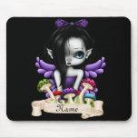 Dulce 16 5 Mousepad-púrpuras adaptables Tapete De Raton