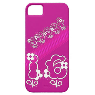 DULCE 16 iPhone 5 PROTECTOR