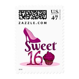Dulce 16 sello