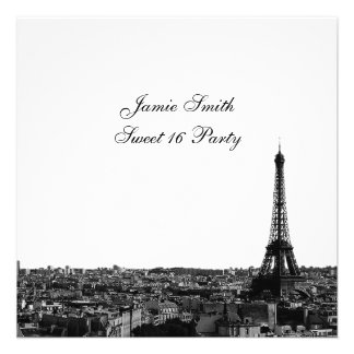 Dulce 16 V del horizonte 1 BW de París Francia Comunicado