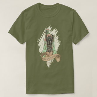 Dulce Bellum Inexpertis T-Shirt