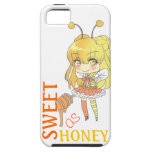 dulce como miel iPhone 5 carcasas