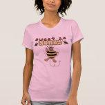 Dulce de la abeja como las camisetas y regalos de