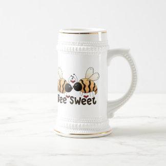 Dulce de la abeja taza