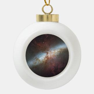 ¡Dulce feliz dieciséis, telescopio de Hubble! - Adorno De Cerámica En Forma De Bola