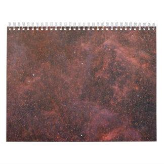 Dulce feliz dieciséis telescopio de Hubble Calendario