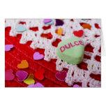 Dulce Hearts Card