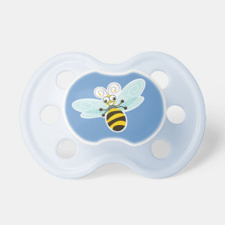 Dulce y diversión del _de la abeja de chupete de bebé