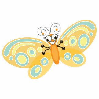 Dulce y diversión del _de Wing-Nutz™_Butterfly Pin Fotoescultura