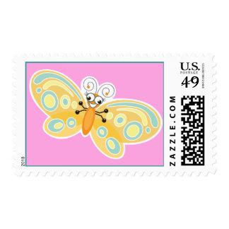 Dulce y diversión del _de Wing-Nutz™_Butterfly Sello