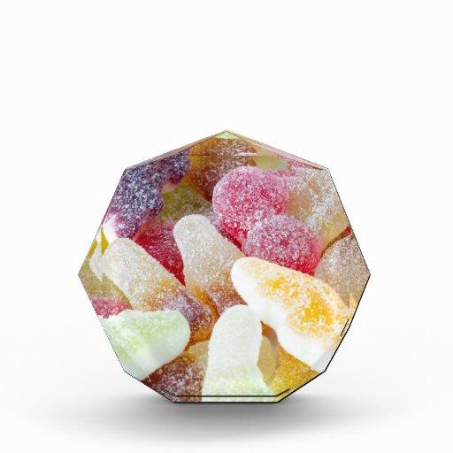 dulces efervescentes