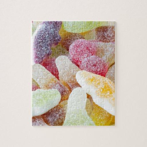 dulces efervescentes rompecabeza