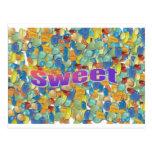 dulces postal