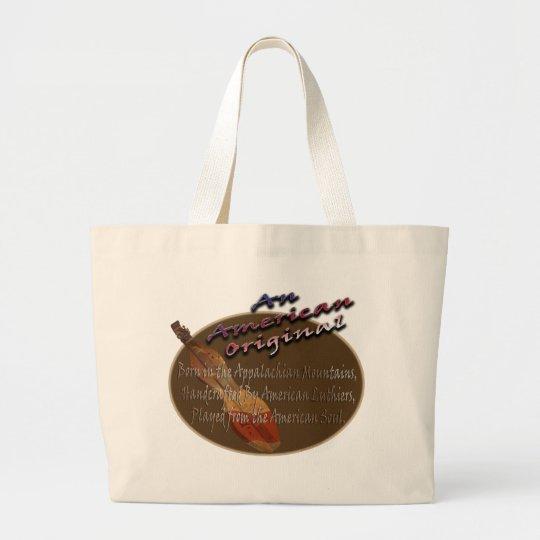 Dulcimer an American Original Tote Bag