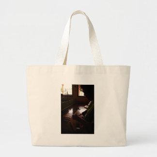 Dulcimer Large Tote Bag