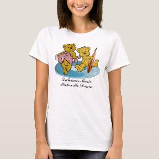 DULCIMER  MUSIC MAKES ME DANCE-T-SHIRT T-Shirt
